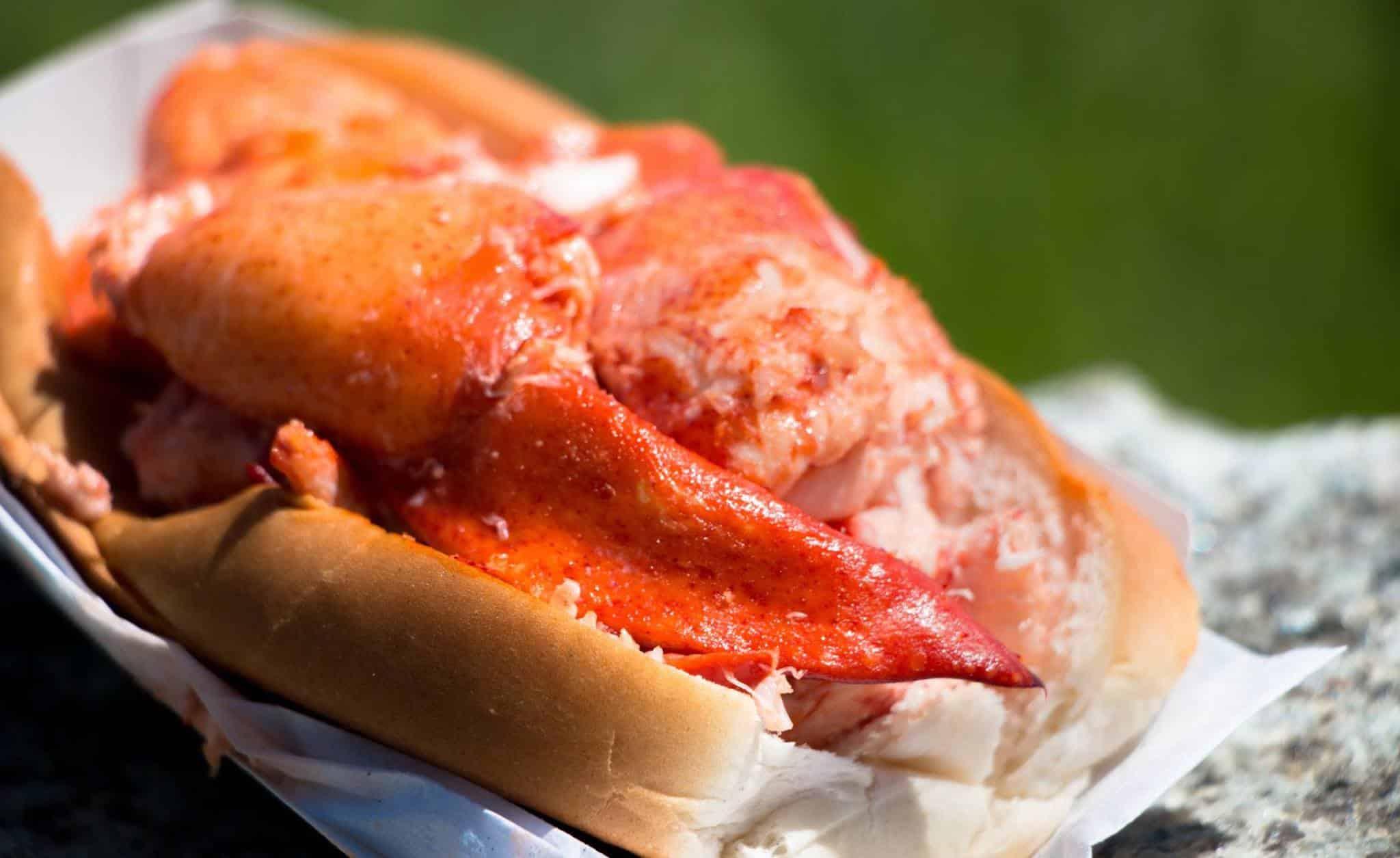 Best Lobster Rolls in New England