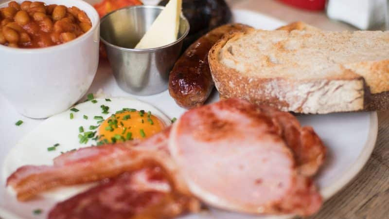 Traditional British Food Dishes