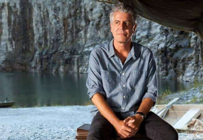 anthony bourdain lessons