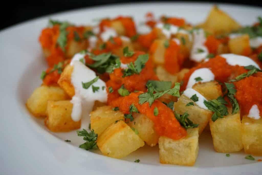 Patatas Bravas Recipe Tapas
