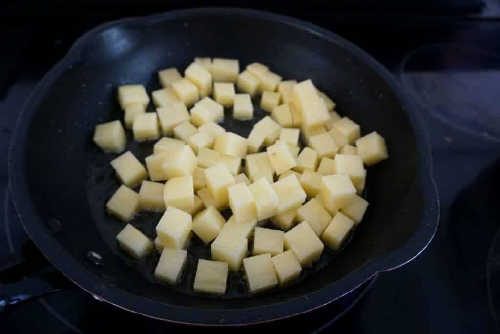 Patatas Bravas Recipe potatoes