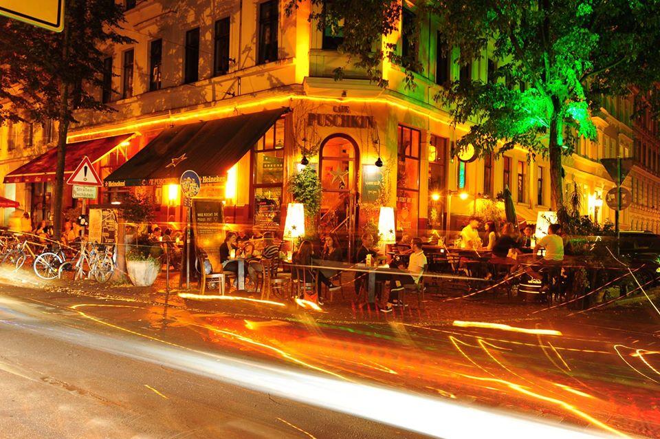 Cafe Puschkin best bars in Leipzig