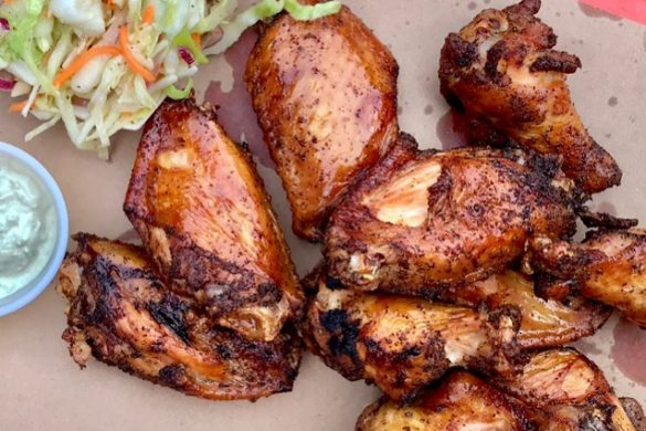 chicken wings Jacksonville