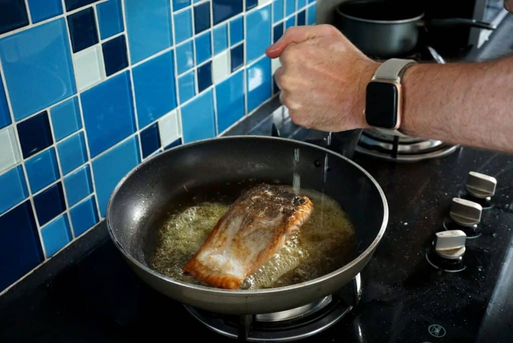Cook The Perfect Fish Fillet salmon