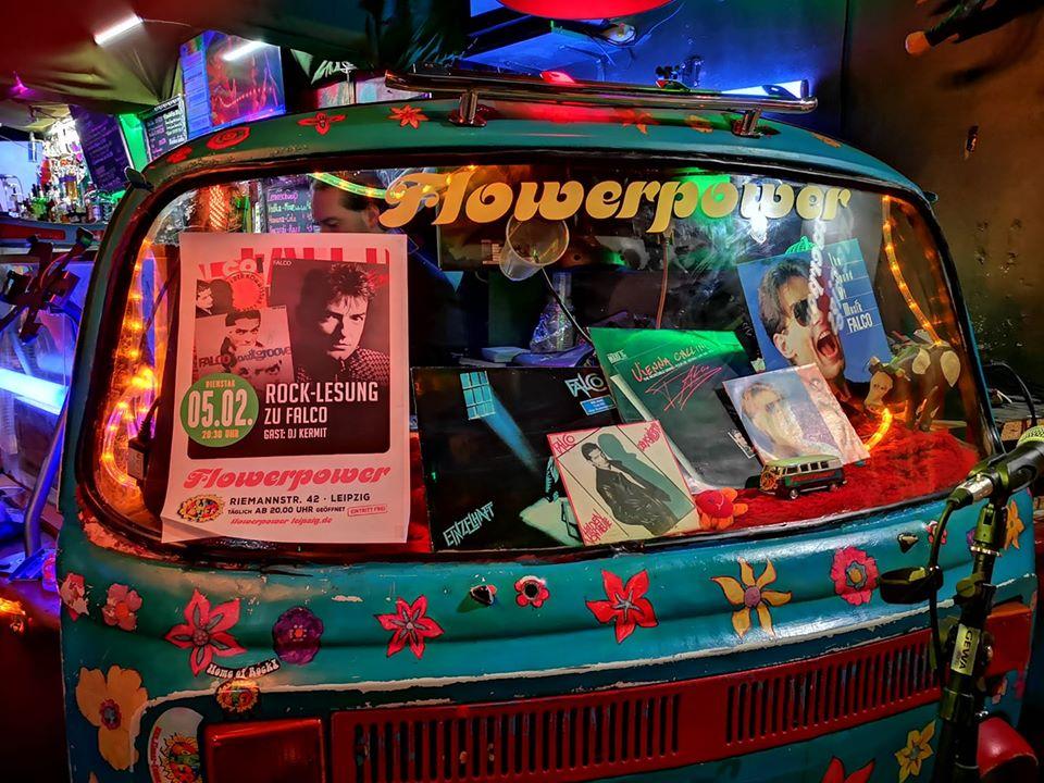 flower power best bars in Leipzig