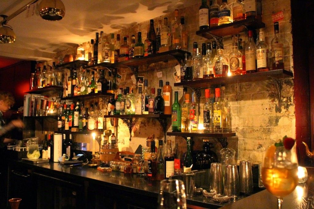 best bars in the United Kingdom