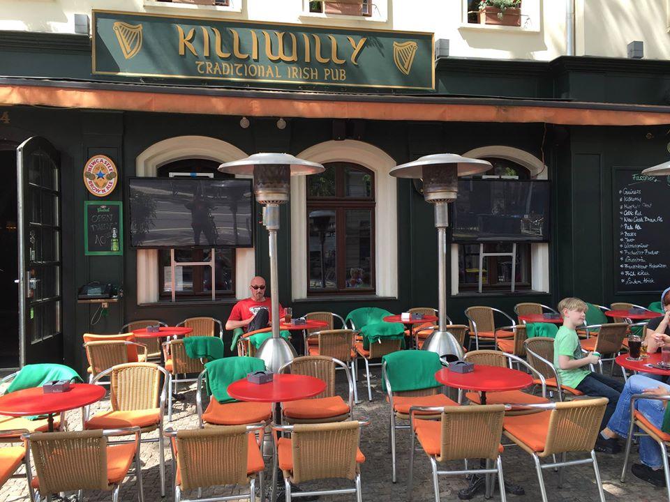 KilliWilly best bars in Leipzig