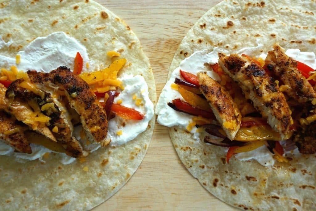 Killer Chicken Tacos Recipe