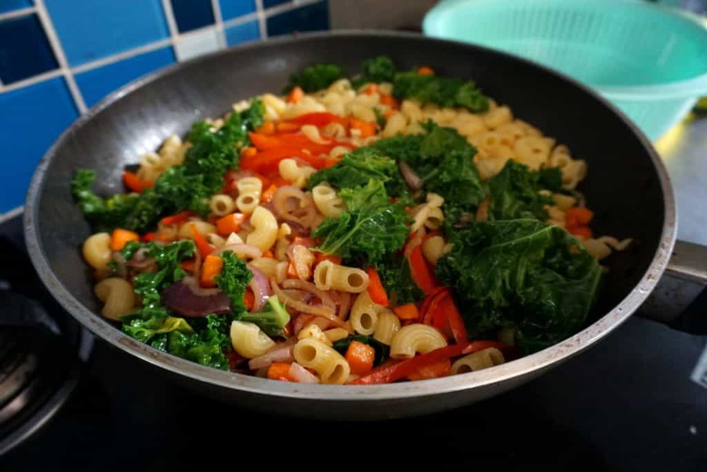 Superfood Veggie Pasta Recipe