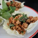Thai Minced Chicken Salad recipe