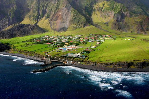 Most Remote Islands On Earth