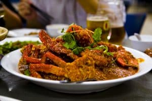 Traditional Singaporean Dishes