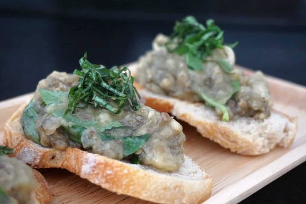 Simple Aubergine Caviar Recipe