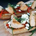 Goat's Cheese Crostini recipe