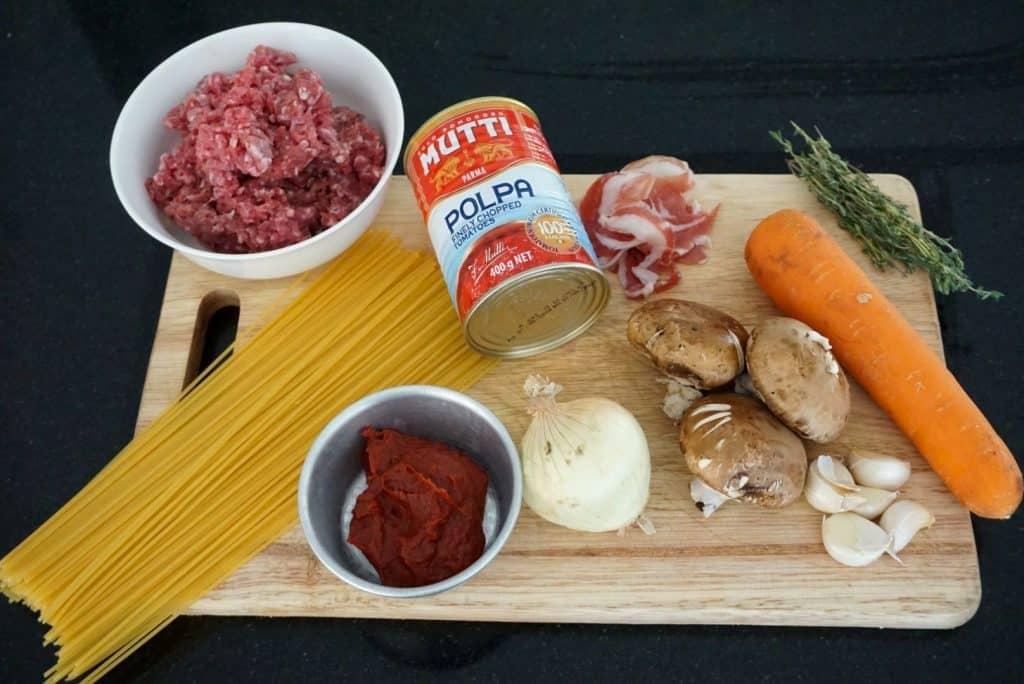 Super Simple Bolognese Recipe Italian