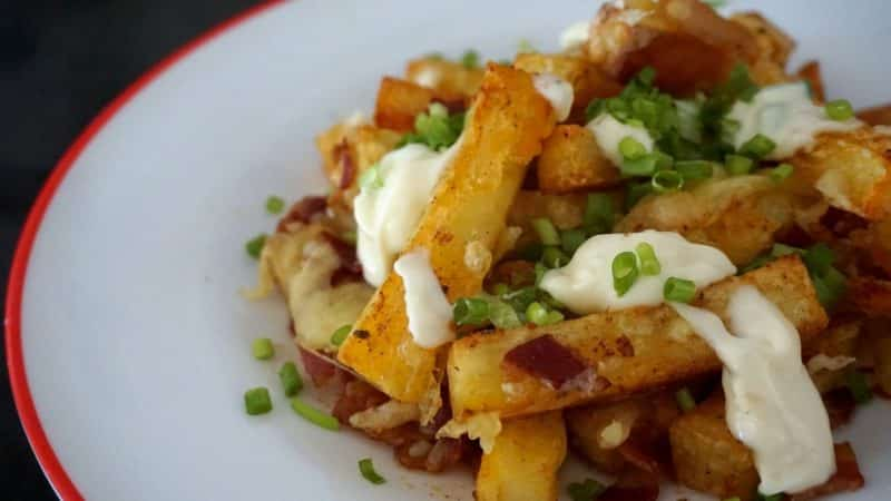 Fully Loaded Fries Recipe