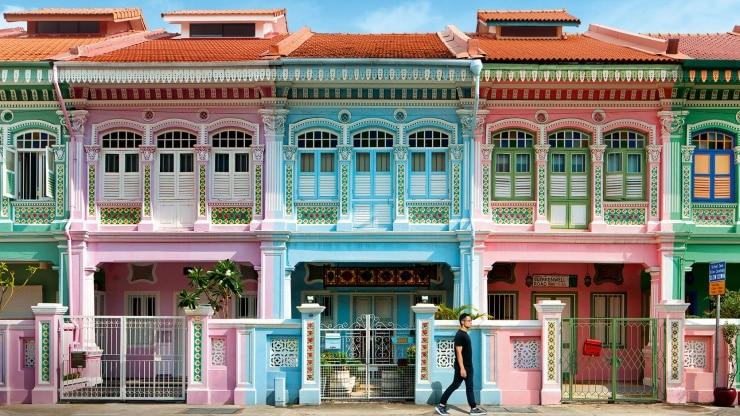 neighbourhoods in Singapore