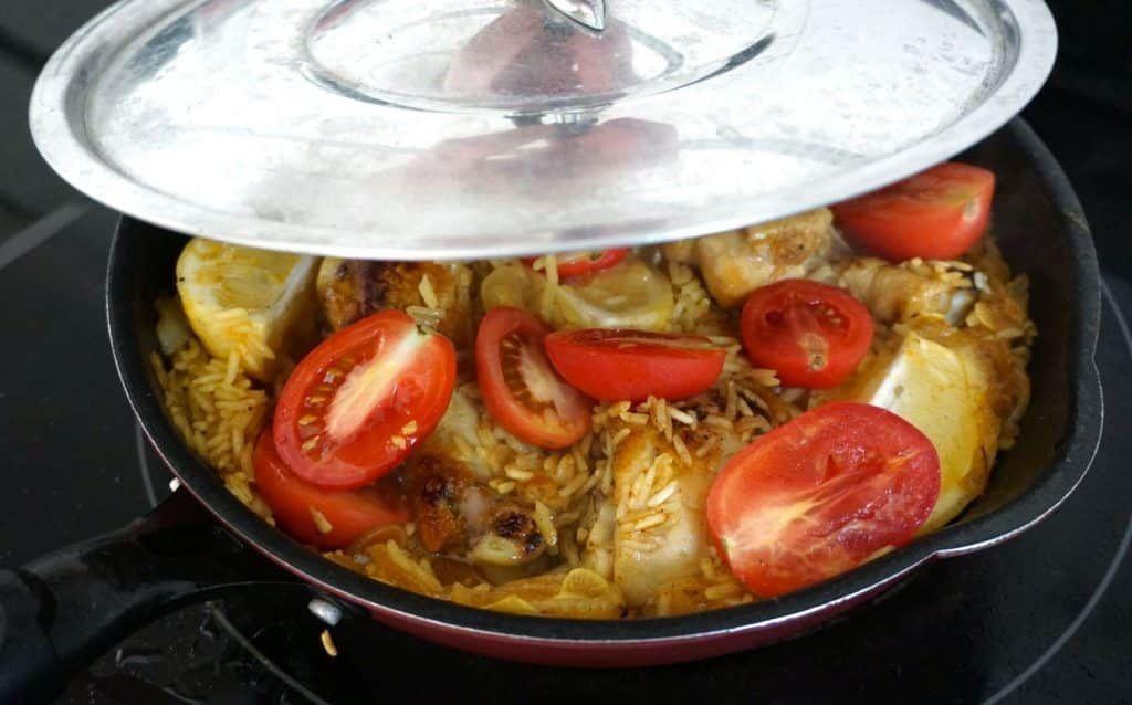 Chicken Drumstick One Pot recipe