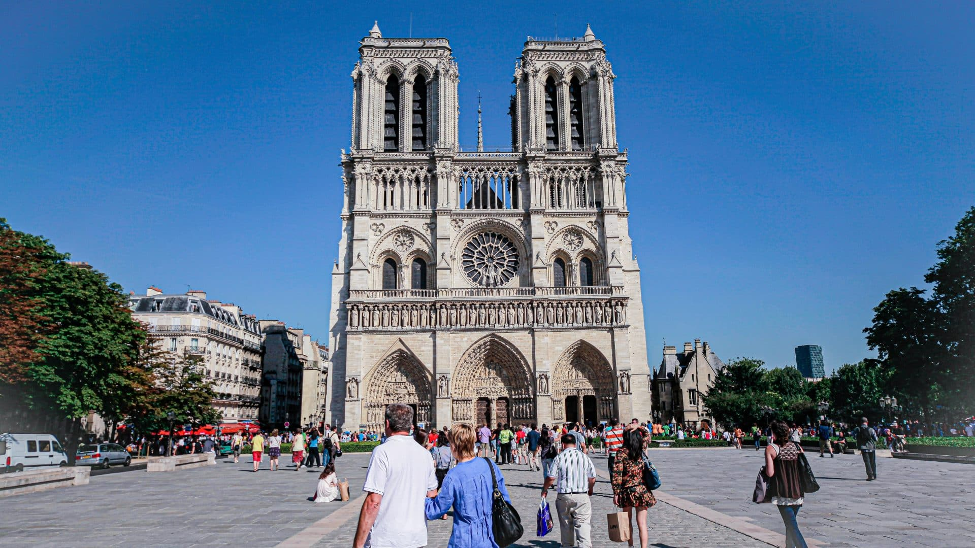 Notre Dame Cathedral facts