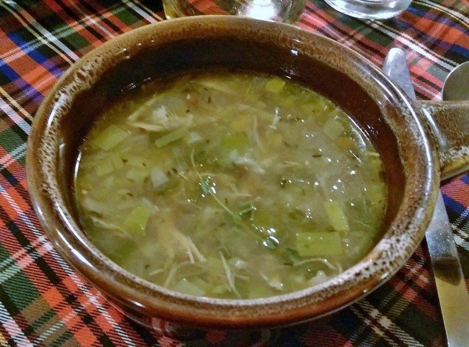 traditional scottish food
