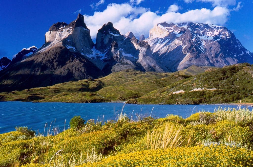 chile national park