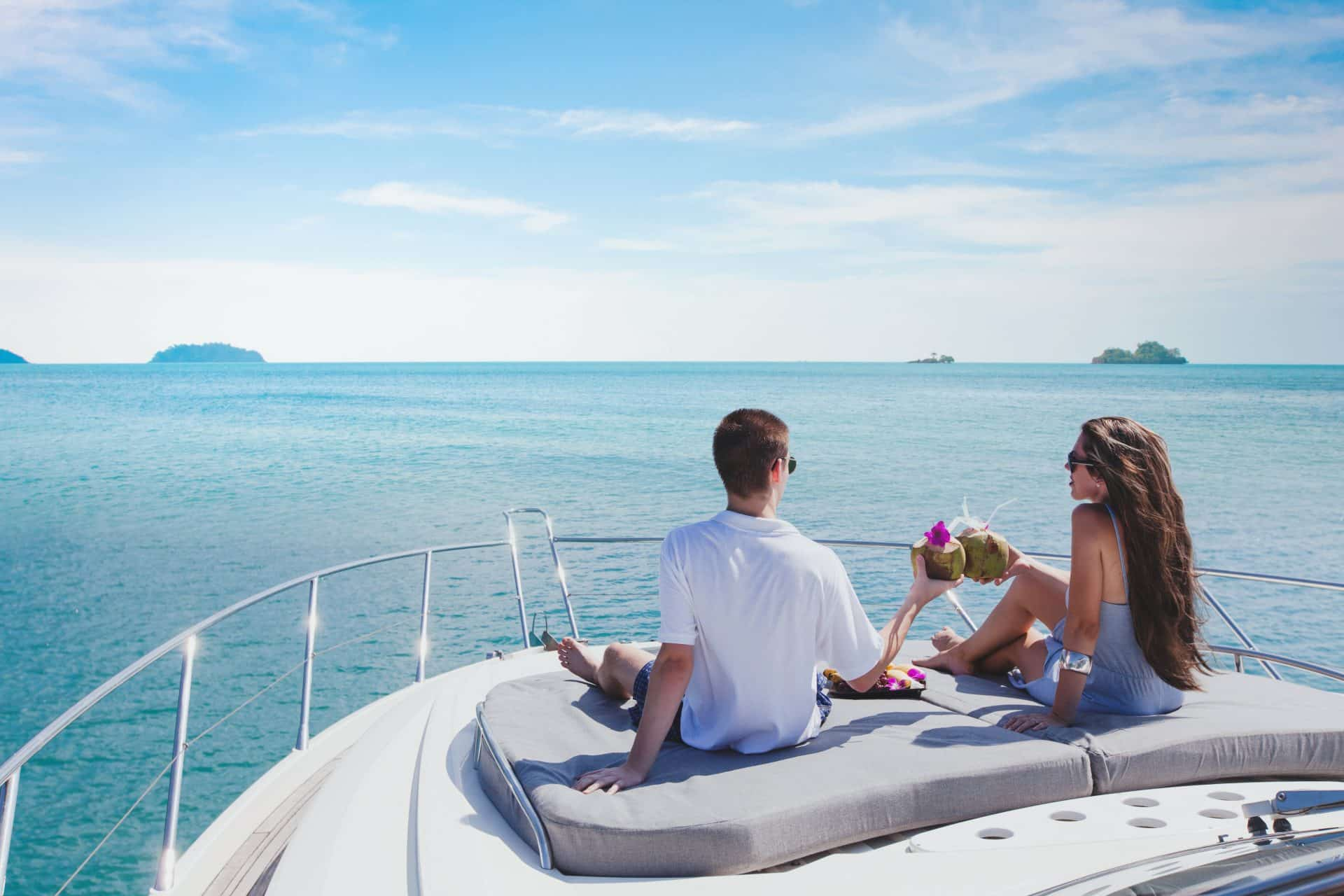 yacht charter seasons