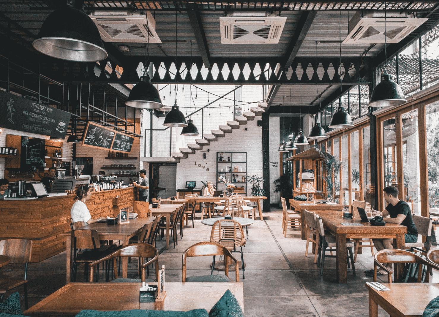 Restaurant Social Distancing Plans