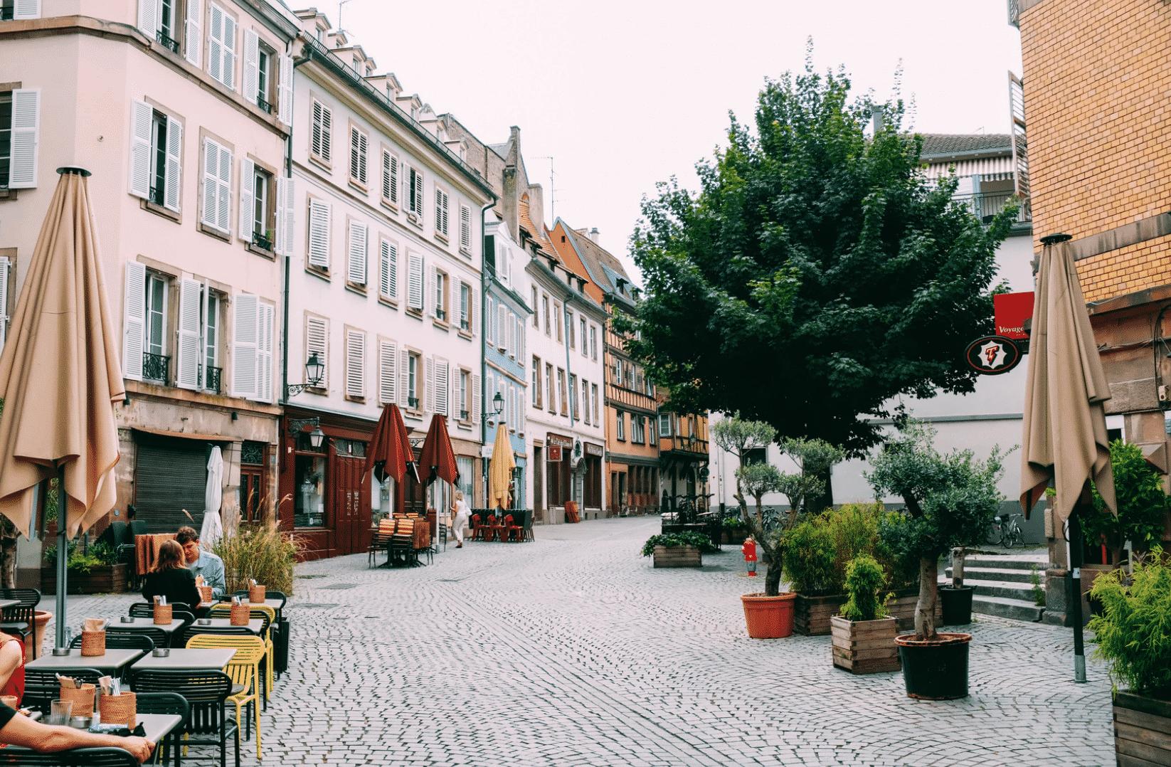 City Should Pedestrianise