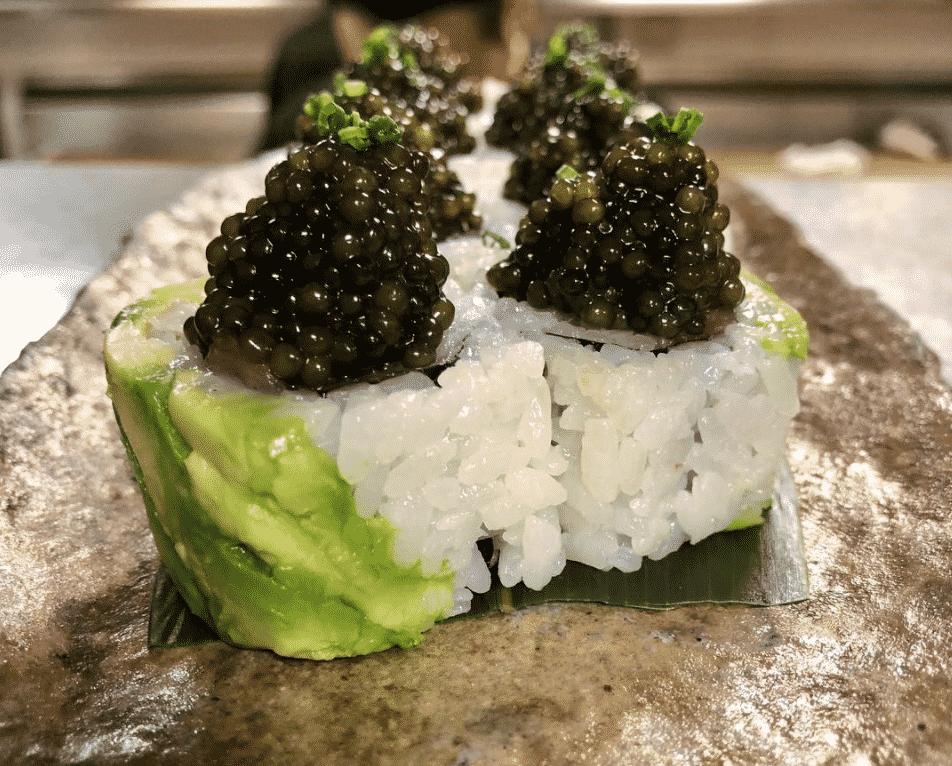 Masa sushi New York