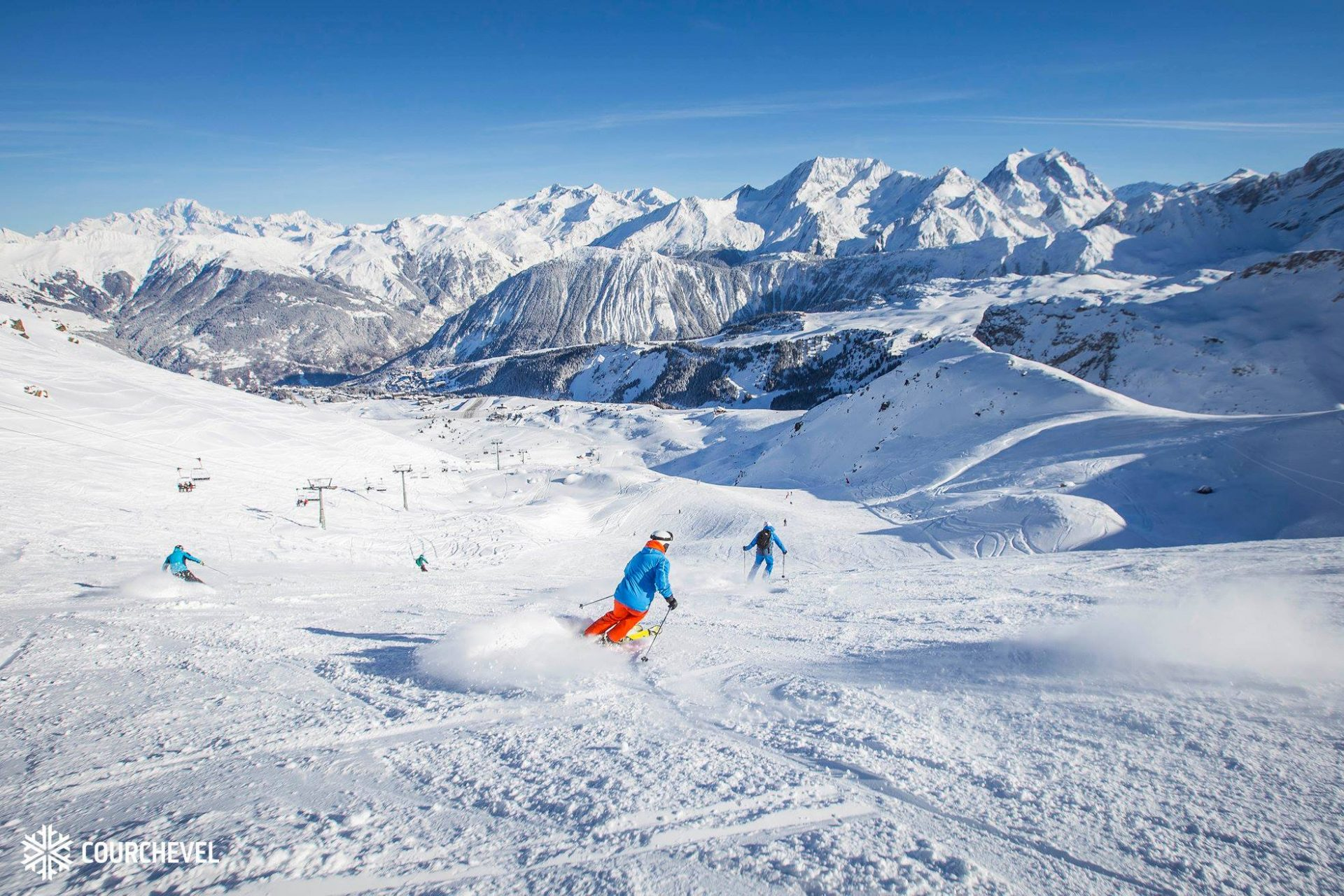 Best Places To Ski Around The World