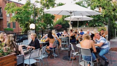Patio Restaurants In Nashville