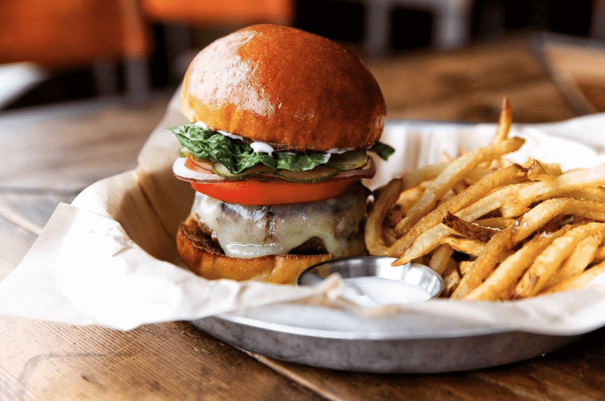 best burgers Texas