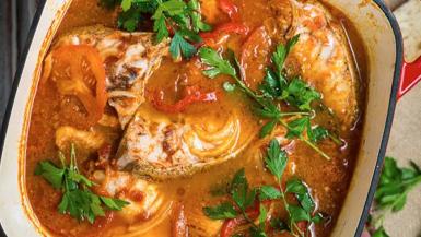 Portuguese dishes