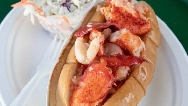 lobster rolls Connecticut