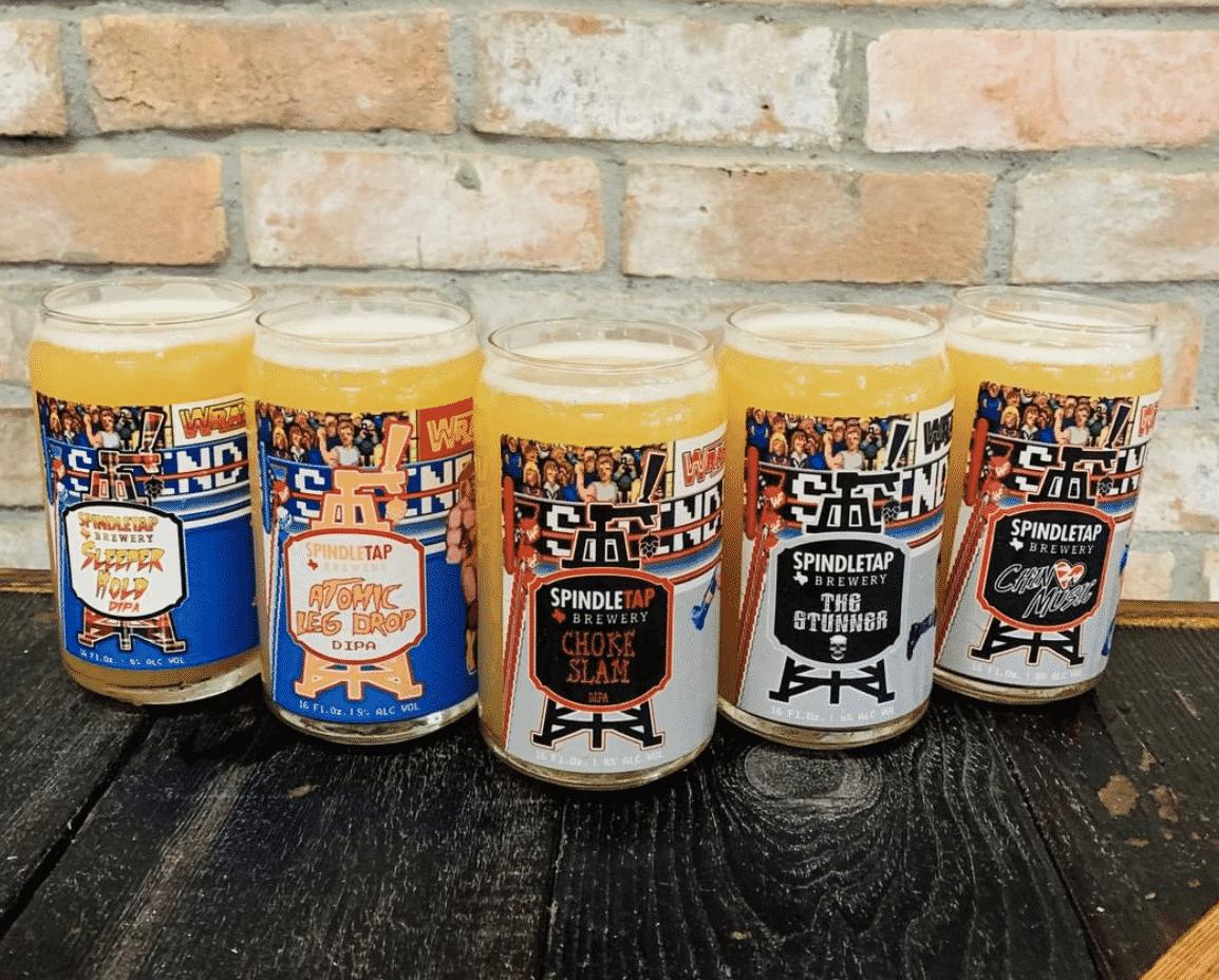 craft breweries Houston