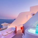 greek cave house airbnb wishlist