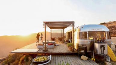 airstream RVs Airbnb