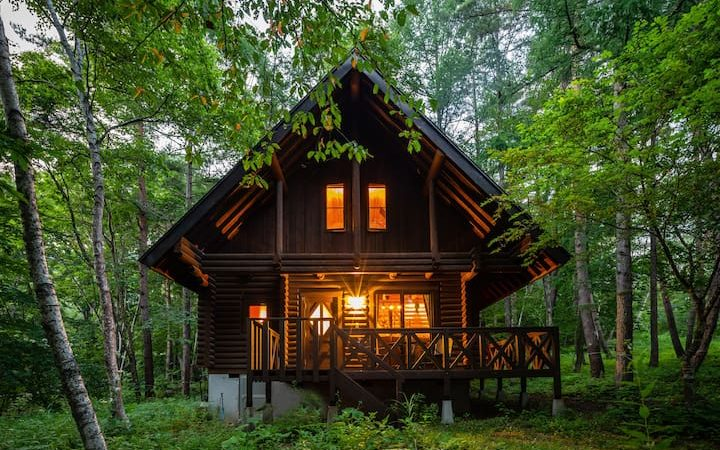 cabins Airbnb