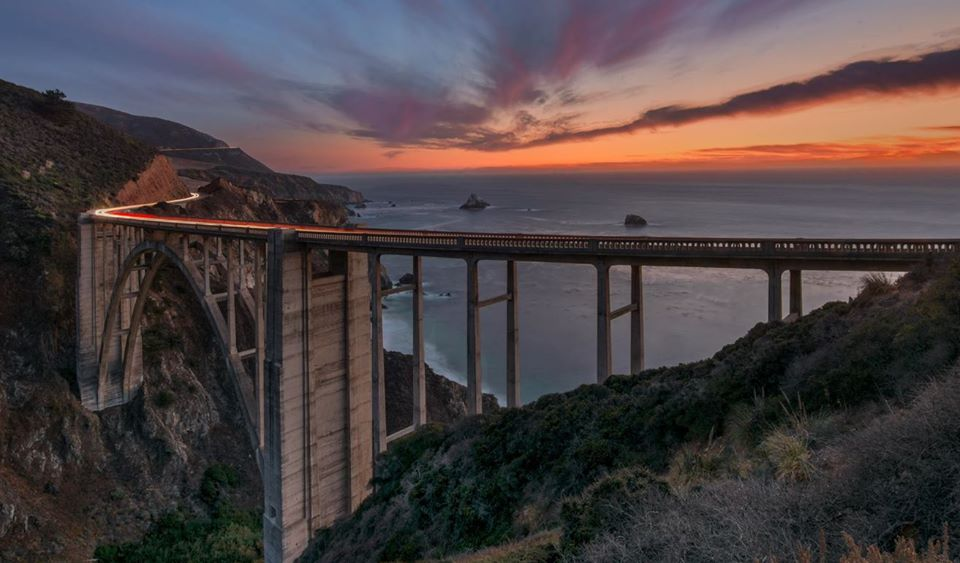 Scenic drives United States