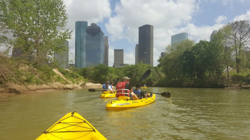 outdoor activities Houston
