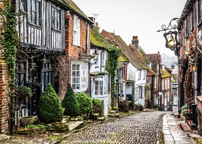 charming villages England