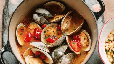 Sardinian Dishes