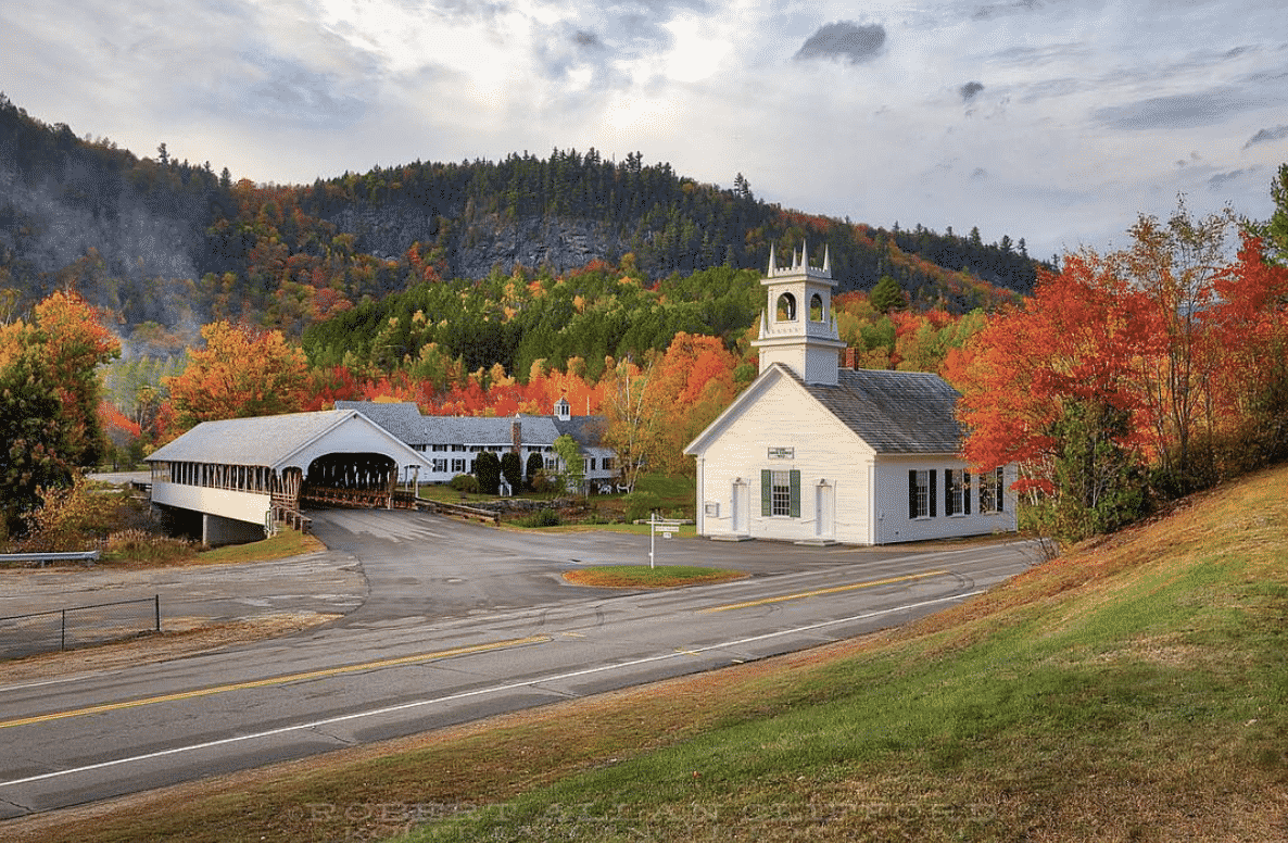 fall foliage drives