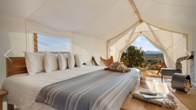 glamping Arizona