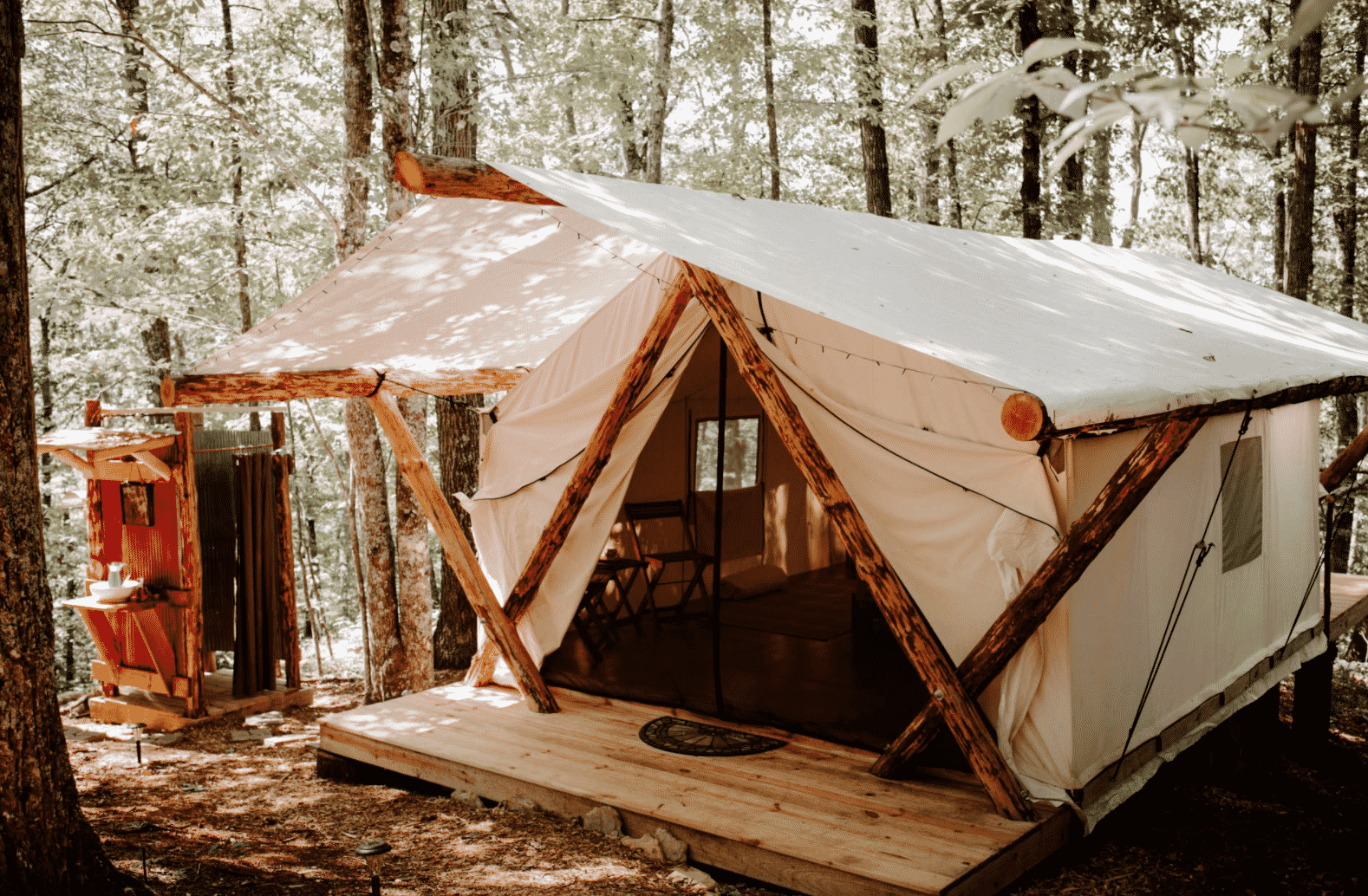 glamping Tennessee