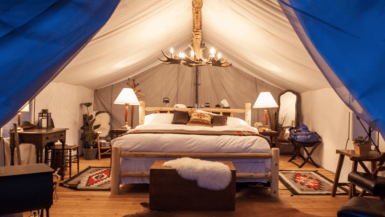 glamping Colorado