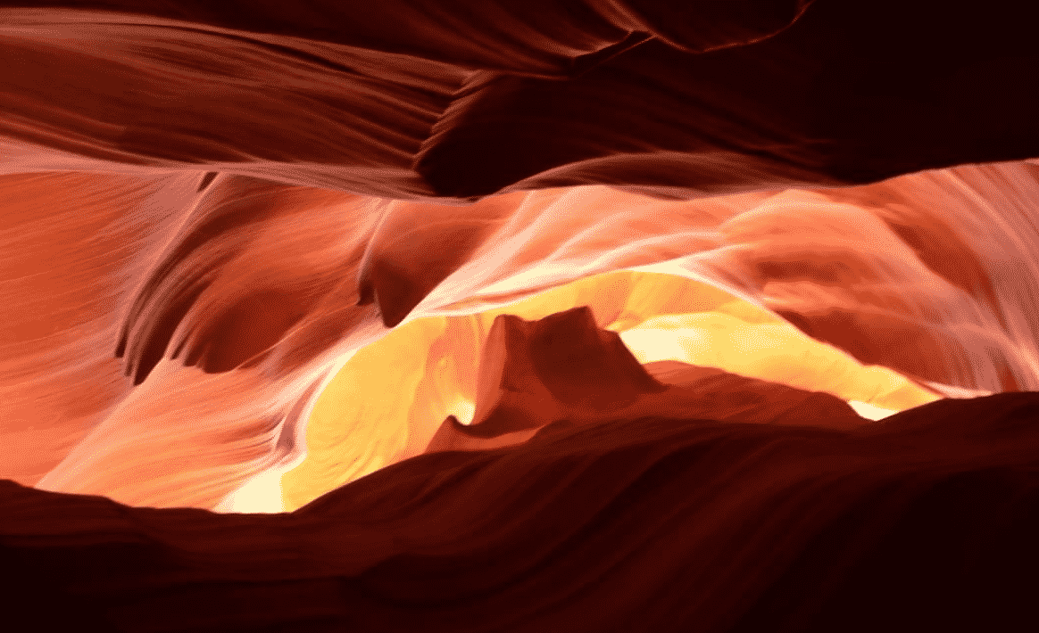 visiting Antelope Canyon