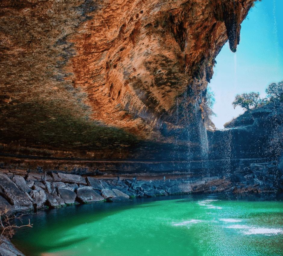 hamilton pool Austin