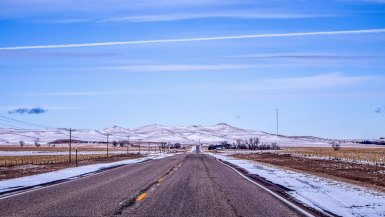 South Dakota road trips