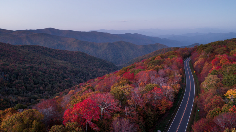 North Carolina road trips